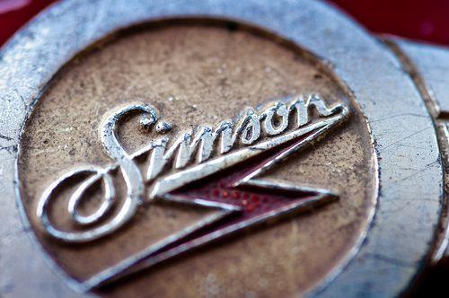 Simson Schwalbe #badge