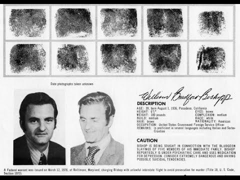 William Bradford Bishop, Jr. Added to FBI Ten Most Wanted List
