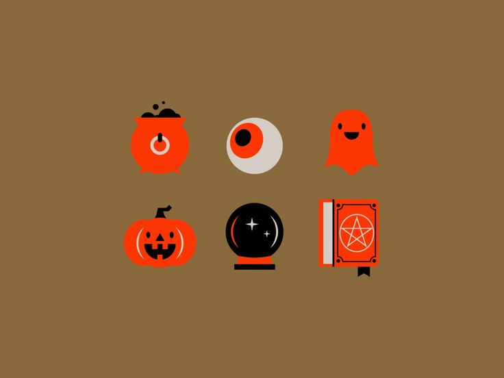 - 081efcfcc581376bd366b2e98bffa4ed - halloween icons designed by OreskovicDesign. Connect with them on Dribbble; the global community for designers and creat…