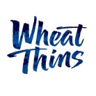 Wheat Thins are thin, crispy wheat crackers with great taste and a big crunch. They come in a variety of exciting flavors, including sundried tomato & basil, multigrain and parmesan basil. The brand now includes Wheat Thins Toasted Chips made with whole grain, no trans-fat and 60 percent less fat per serving than the leading potato chips.  Major markets include:    Canada         United States