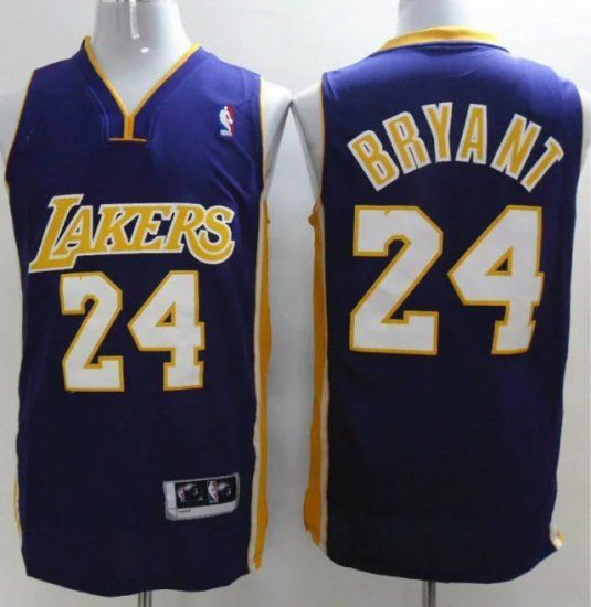 090fa940a79c signed nba jerseys los angeles lakers 24 kobe bryant purple yellow ...