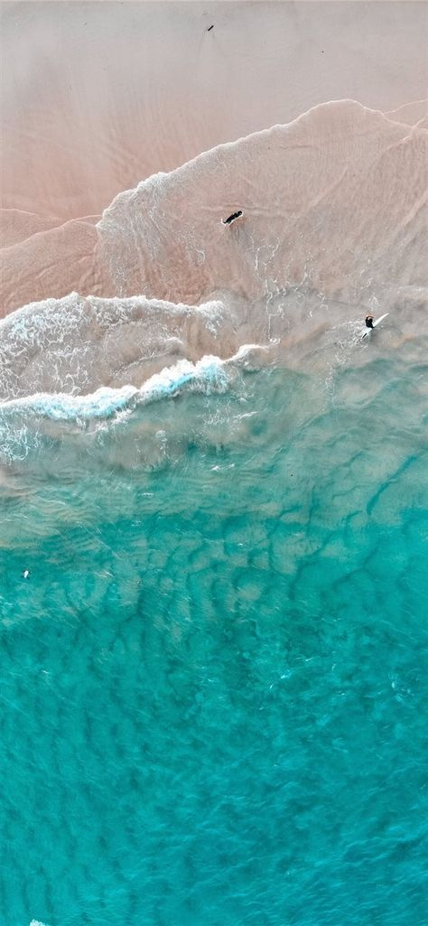 Des Hundes Traum iPhone X Wallpaper #nature #australia #Surf #dji #goldcoast