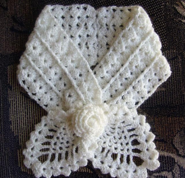 freepineapplecrochetscarfpatterns crochetkari