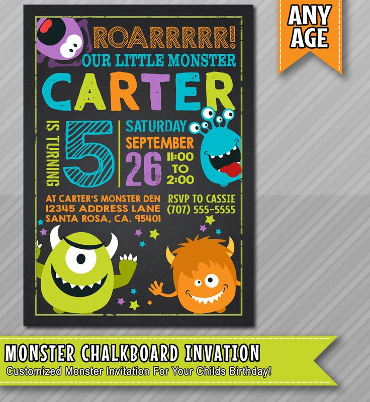 139 best Birthday Invitations images on Pinterest