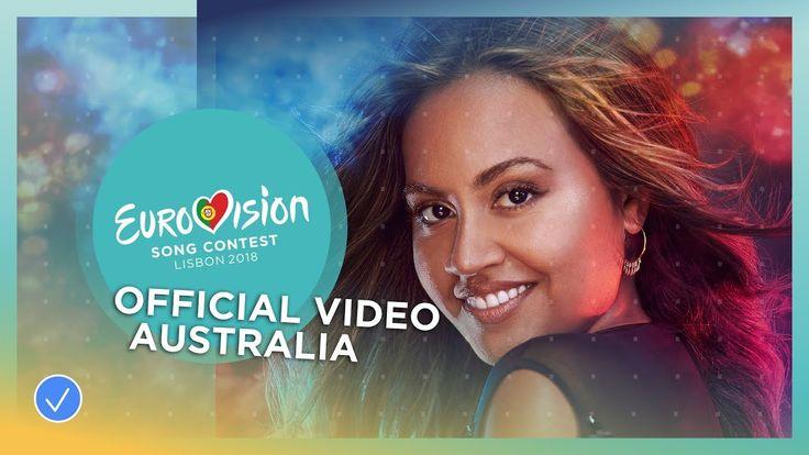 Jessica Mauboy - #We Got Love - Australia - Official Music Video - Eurov...
