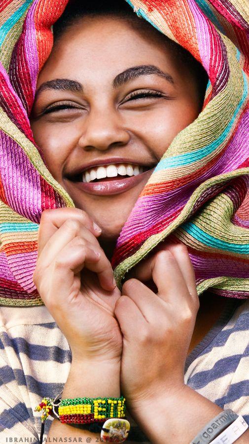 Be smile by Ibrahim  Alnassar, via 500px