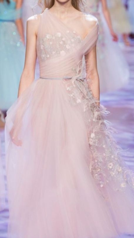 Georges Chakras Spring 2017 Haute Couture