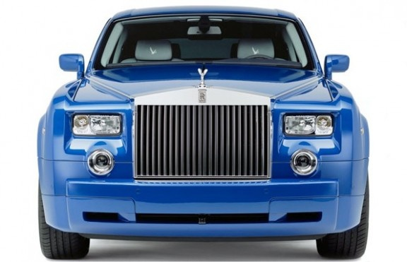 New Rolls Royce Phantom Drophead Coupé Masterpiece London