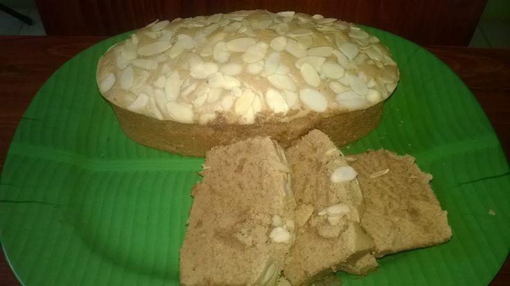 Ontbijtkoek cotton cake