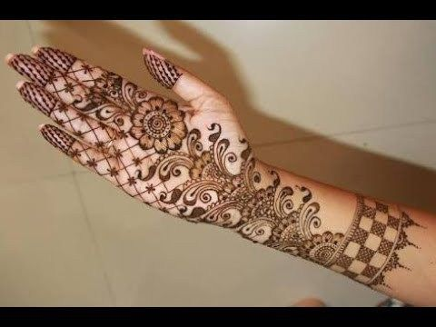 New mehndi design for front hand 2018 2019 latest design