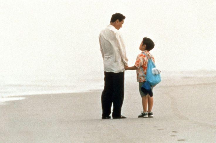 El Verano de Kikujiro. La historia de un niño solitario y meláncólico, contada al estilo de Takeshi Kitano.