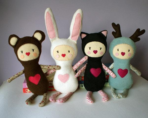 cute lil' softies!