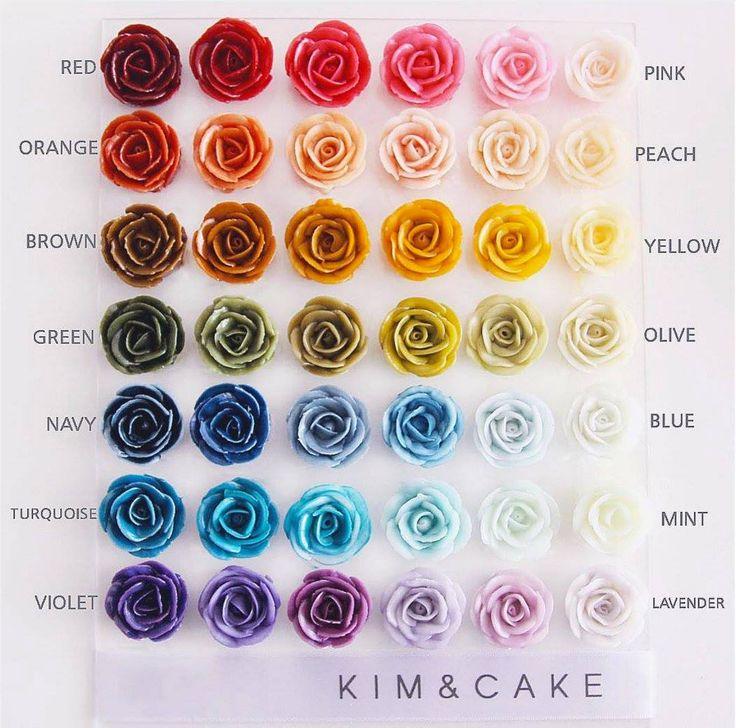 Cake Decorating Timeline Buttercream : 10 Best images about Baking & Decorating Tricks on ...