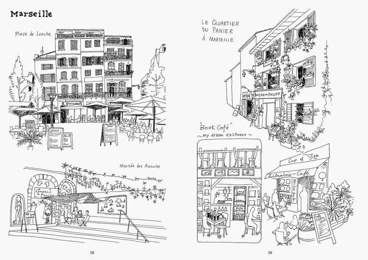 Shiuan-Wen Chu's Graphic Novels: Chu Cat Chronicle, number 5, pg 38-39