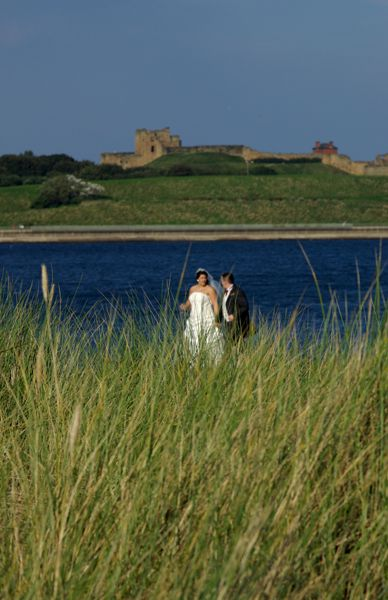 tynemouth priory wedding photos newcastle photographer andrew davies
