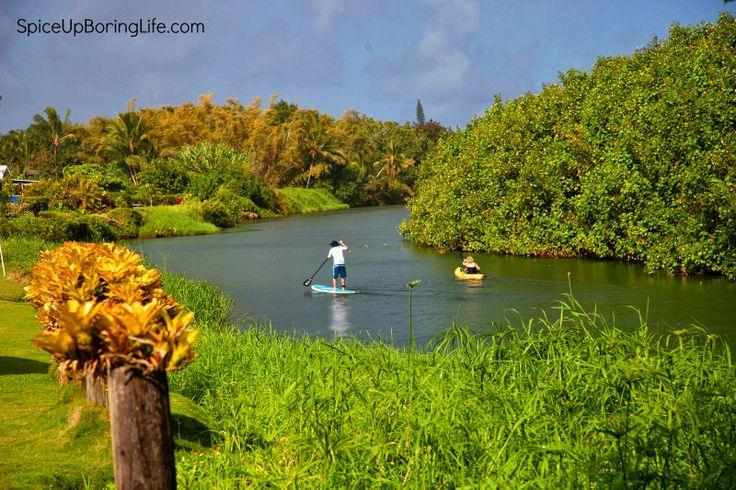 Want to see 'Garden Of Eden' , come visit Kauai island of Hawaii with me.  http://www.spiceupboringlife.com/2013/10/kauaihawaii-travel-diary.html