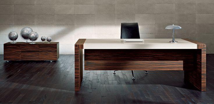 Kyo executive design office range by Martex, designer Mario Mazzer