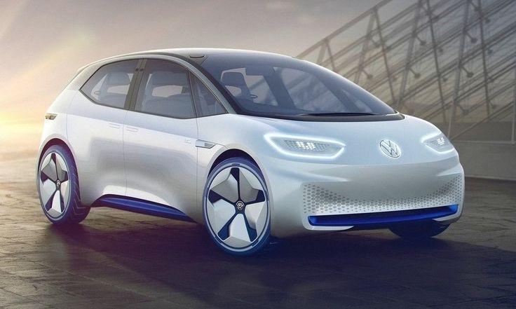 Volkswagen ID Concept Previews VW's Electric Future, 373-Mile Range EV http://www.autotribute.com/45052/volkswagen-id-concept-previews-vws-electric-future-373-mile-range-ev/
