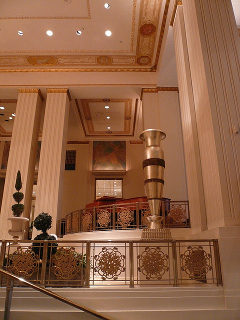 Park Avenue Lobby In The Waldorf Astoria Hotel NEW YORK CITY By