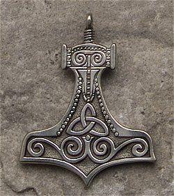Mjolnir (Thor's Hammer)                                                                                                                                                                                 More