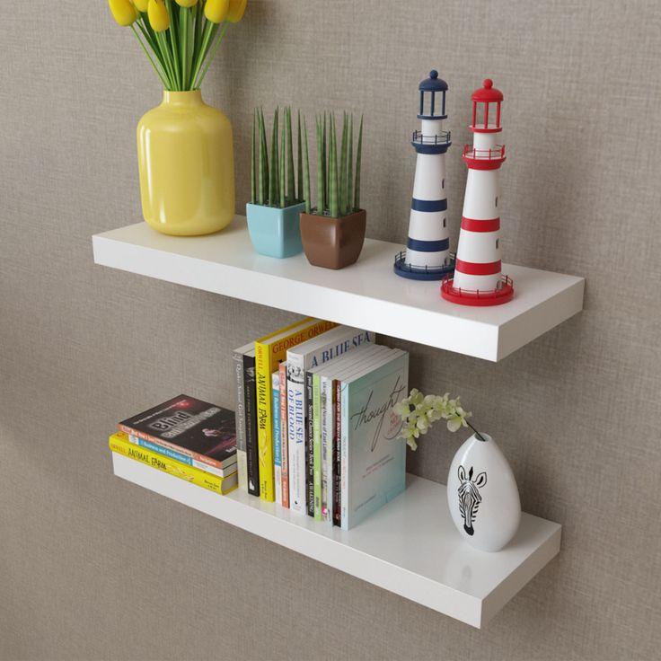 25 best ideas about dvd storage shelves on pinterest - Etageres cubes murales ...