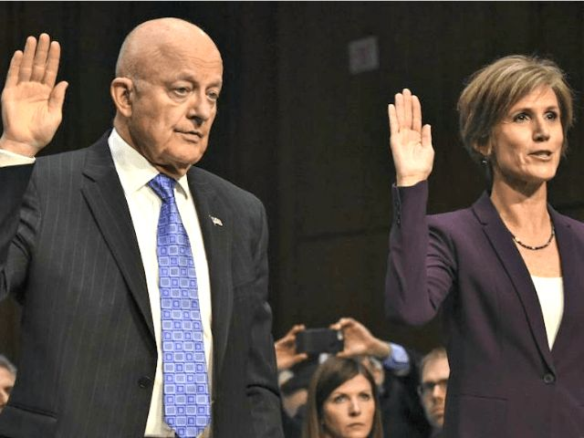 Former DNI James Clapper Says He and Susan Rice Both 'Did Unmaskings'