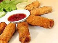 Resep Makanan Kesukaan: RESEP KEKIAN GORENG UDANG