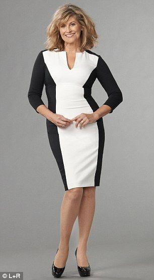 Mint Color Block Dress