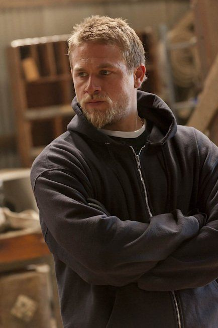 Charlie Hunnam Photos from Sons of Anarchy, With an X