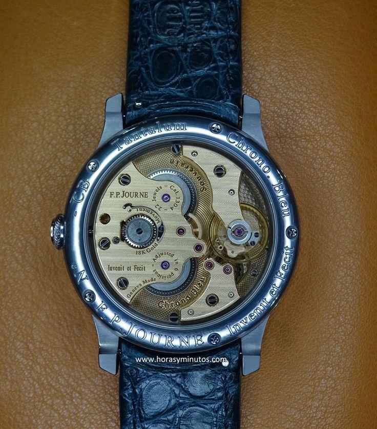 FP Journe Chronomètre Bleucalibre 1304