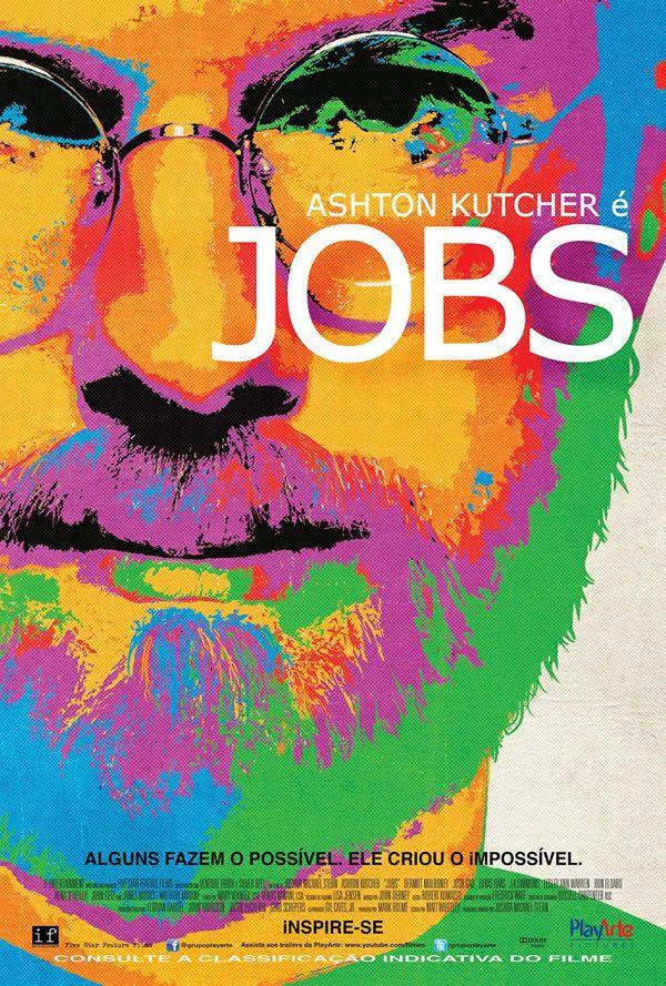 Com Ashton Kutcher filme Jobs estreia nesta sexta