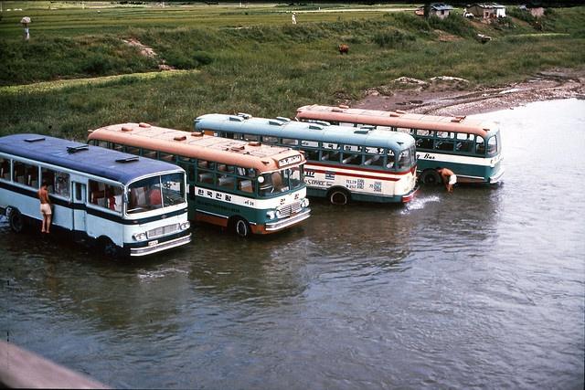 Korea in 1966 by kathrynrmcneil, via Flickr