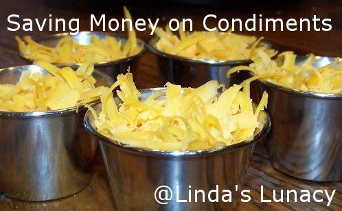 Saving Money on Condiments - Linda's Lunacy