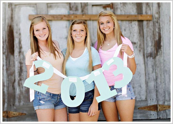 Senior girl friends