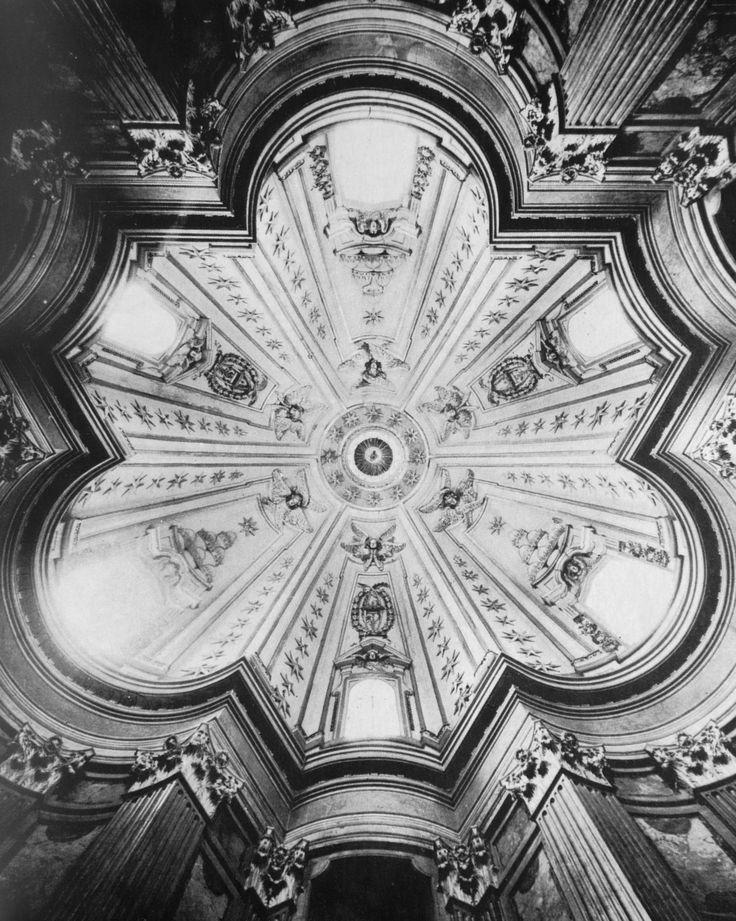 Francesco Borromini, Sant'Ivo alla Sapienza, Roma, 1642