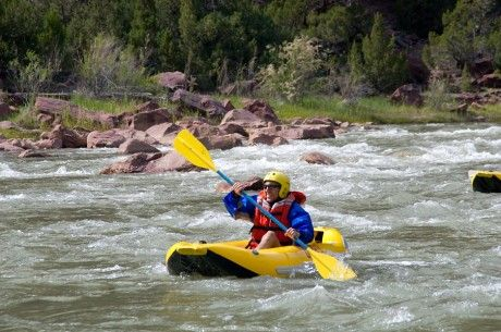 Green River Rafting | Colorado River White Water Rafting | OARS