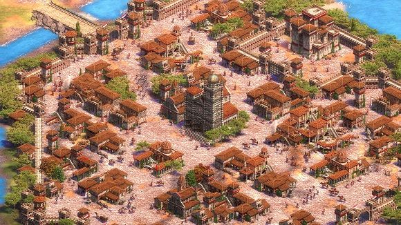 Age Of Empires Ii Definitive Edition Build 34055 Hoodlum In 2020