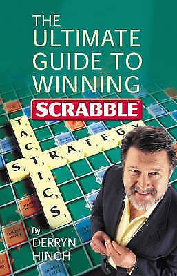 The Ultimate Guide To Winning Scrabble by Derryn Hinch (Paperback, 2001)