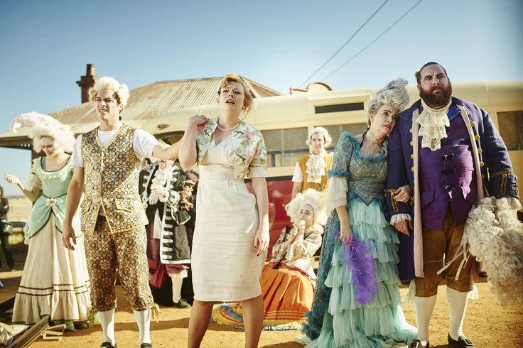 The Dressmaker Movie Image 5                                                                                                                                                                                 More