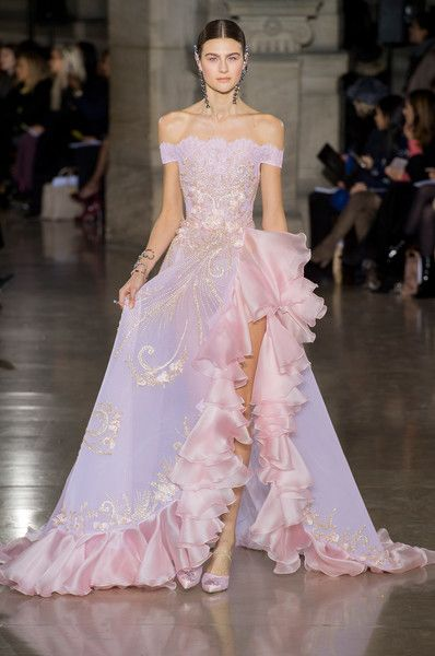 Georges Hobeika Couture, Spring 2017 - Couture's Most Beautiful Spring 2017 Runway Gowns - Photos