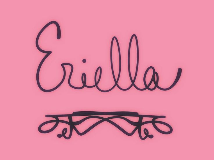 "Eriella. Variant of Ariella, ""lionness.""  See more baby name pins at http://www.pinterest.com/meggiemaye/for-love-of-names/"