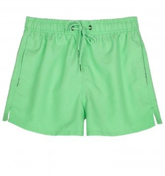 BOARDIES SWIMSHORTS. Lime. £45.00