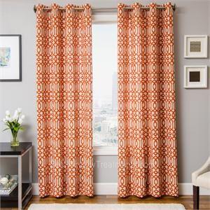 Kalika Curtain Drapery Panels In 2019 Geometric Curtains