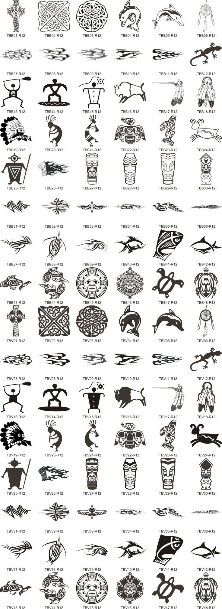 Symbols and Their Meanings | Fonts and Symbols: