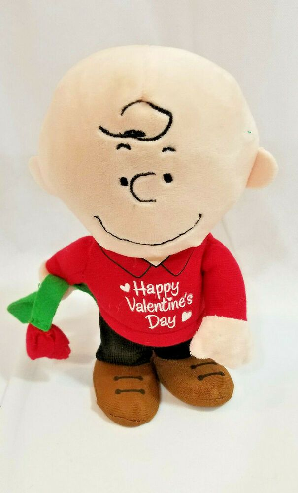 """PEANUTS A CHARLIE BROWN CHRISTMAS 10/"""" PLUSH MUSICAL WOODSTOCK DOLL NEW"""
