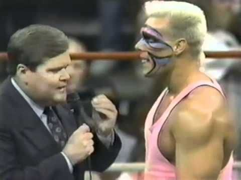 Sting Interview WCW World Championship Wrestling 24/3/90 - YouTube