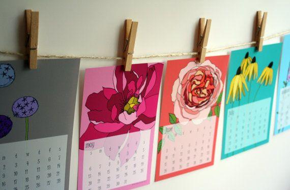 Calendar Illustration Ideas : Best homemade calendar ideas on pinterest photo