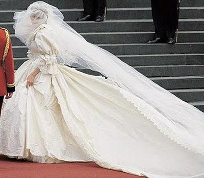 Bride Princess Diana