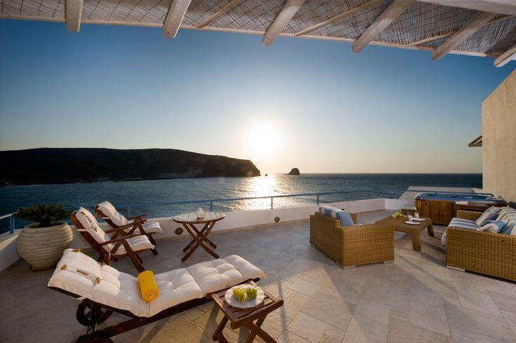 Melia Milos Luxury Hotel