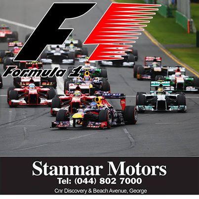 Don't miss a single action of this year 2014 FIA Formula One World Championship races - for full race calender click here: http://on.fb.me/1nW6kEG
